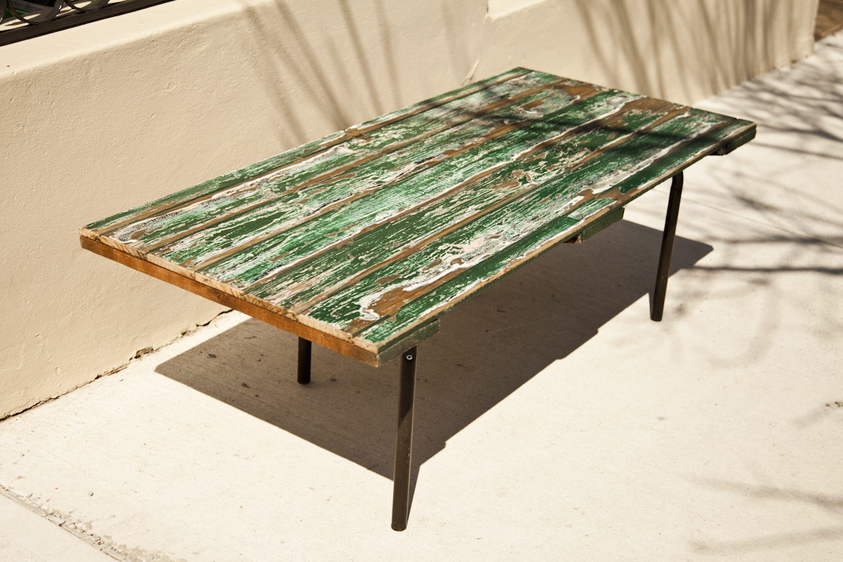 Upcycled Coffee Table by The Upcyclist & Upcycled Coffee Table by The Upcyclist - The Upcyclist